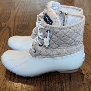 Sperry Saltwater Duck Rain Boots